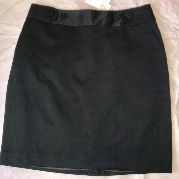 Banana Republic Dresses & Skirts - Banana Republic Black Skirt NWT